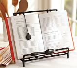Cucina Recipe/Book Holder, Antique Bronze finish