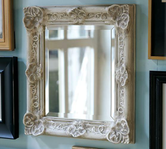 Lily Mirror, 19 x 21