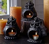 Harvest Mini Owl Votive Candleholder