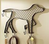 Doggie Hooks, Bronze finish