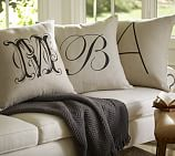 Personalized Alphabet Pillow Cover, 18