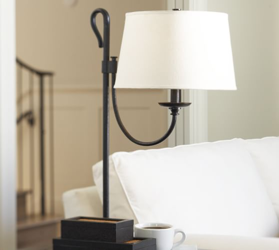 Fairview Table Lamp Base, Bronze finish
