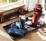 Blacksmith Shoe/Boot Tray
