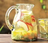 Santino/Casa Recycled Glass Pitcher