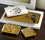 Brass Bath Catchall