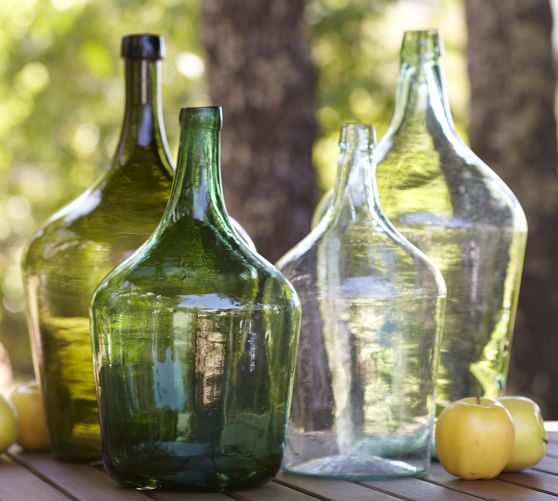 PB Found Oversized Wine Bottle, Medium