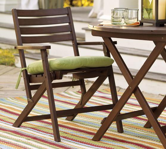 Chesapeake Folding Armchair