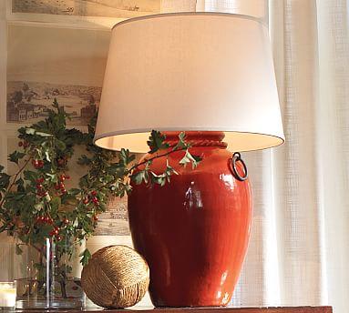 Colbert Table Lamp Pottery Barn