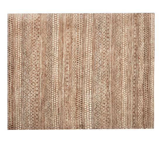 Sumner Hand-Braided Jute Rug, 5x8', Neutral