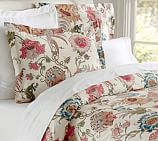 Reagan Floral Duvet Cover, Twin, Multicolor