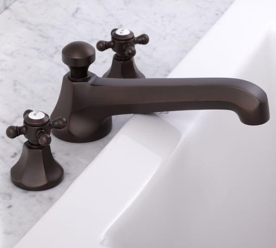 Victoria Roman Tub Faucet, Antique Bronze Finish