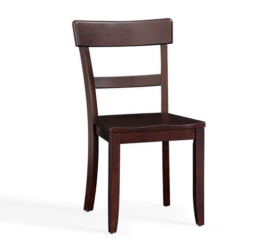 Pottery Barn Montego Chairs: Metropolitan Side Chair