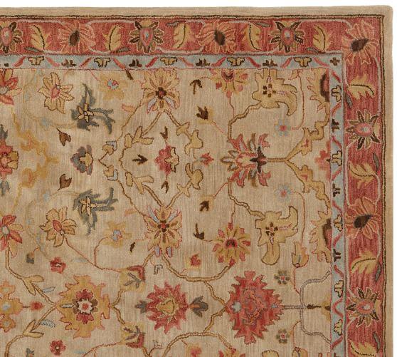 Persian Rugs Images: Elham Persian-Style Rug