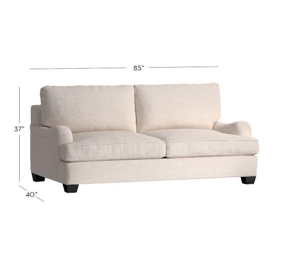 PB Comfort English Arm Upholstered Sleeper Sofa