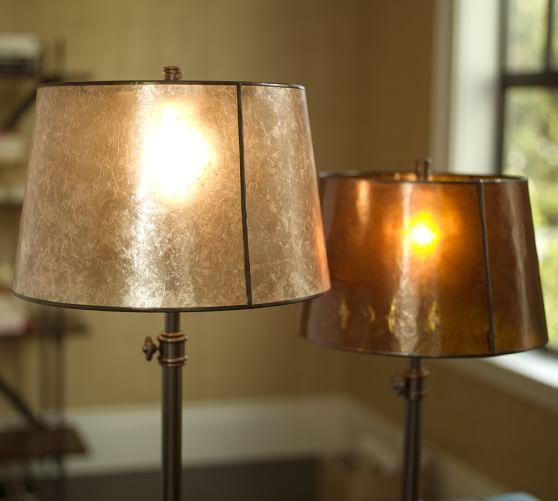 Small Drum Lamp Shade