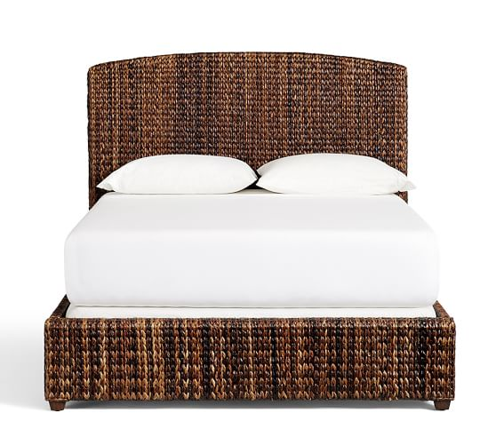 Seagrass King Size Bed