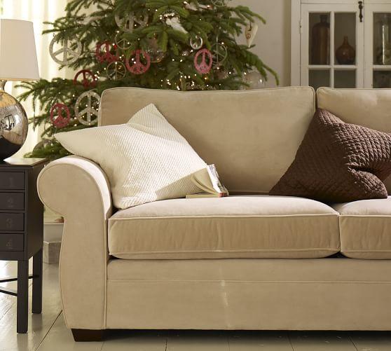 pearce upholstered sofa pottery barn