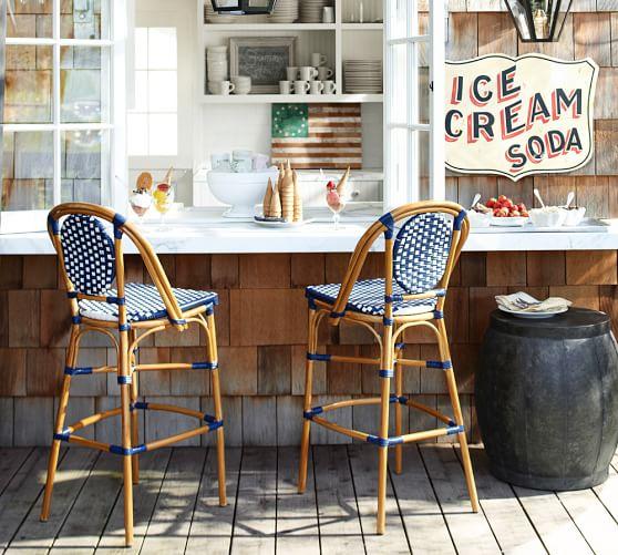 Ice Cream Soda Sign Pottery Barn