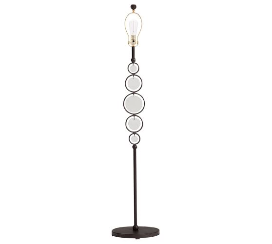 Emery Floor Lamp Base Pottery Barn