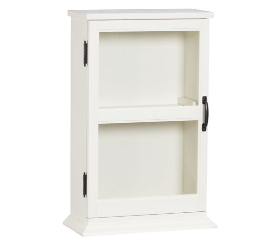 Wall Cabinet Pottery Barn: Franklin Wall Cabinet