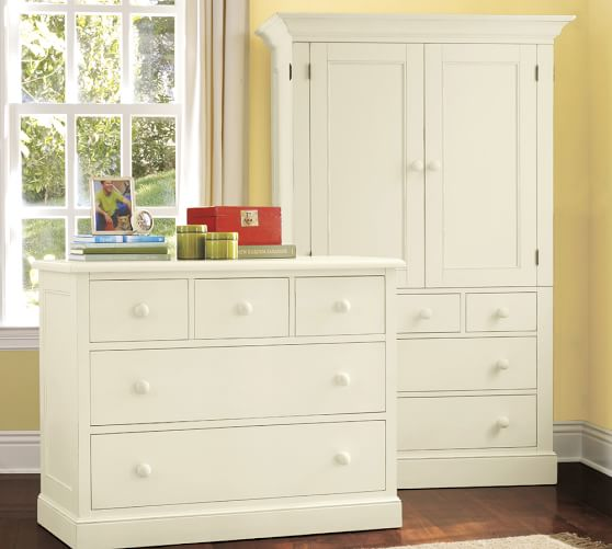 Pottery Barn Armoire: Charlotte Armoire