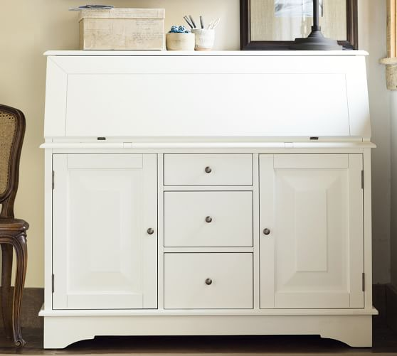 Graham secretary desk large pottery barn