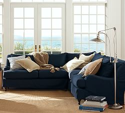 All Sectionals Pottery Barn