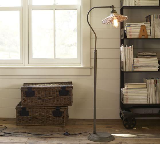 Whitney Task Floor Lamp Pottery Barn