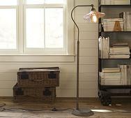 Photographer S Tripod Floor Lamp Pottery Barn