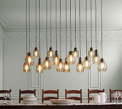 glass pendant 349 quicklook paxton glass 8 light pendant 549 649. Black Bedroom Furniture Sets. Home Design Ideas