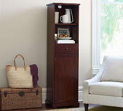 Bookshelves Amp Cabinet Furniture Pottery Barn