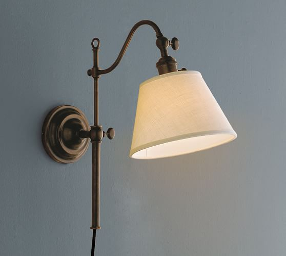 Adair Sconce Pottery Barn