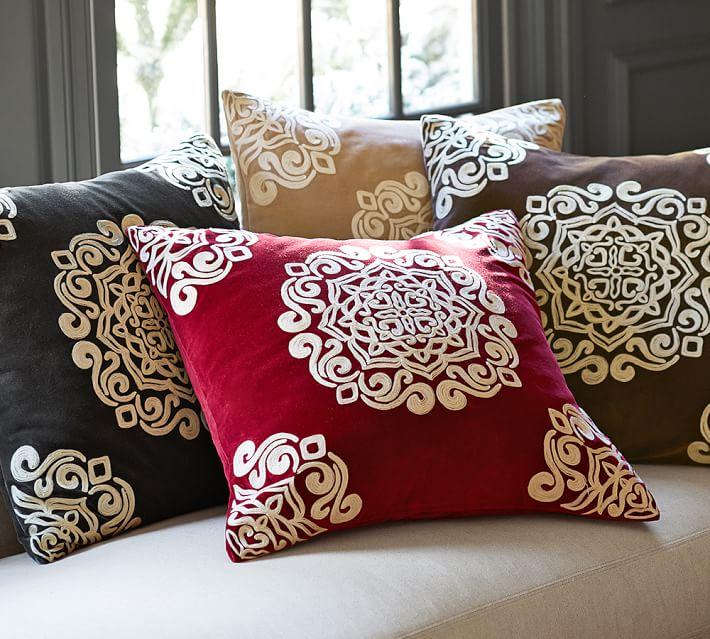 Пошив подушек для дивана своими руками