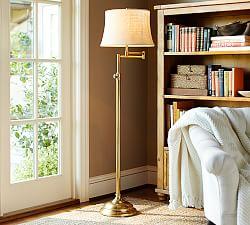 Floor Lamps Amp Standing Lamps Pottery Barn