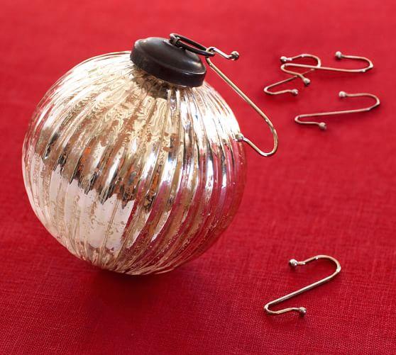 Ornament Hooks Set Of 50 Pottery Barn