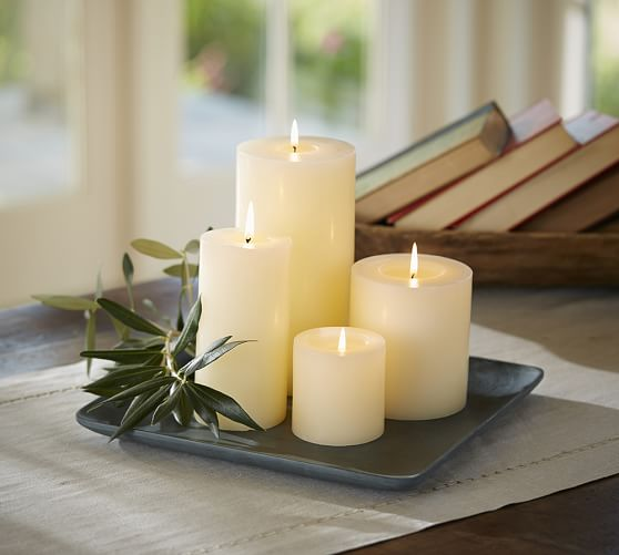 how to get candle wax off stone