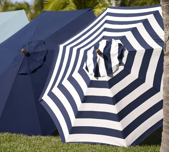 Replacement Umbrella Canopy Pottery Barn