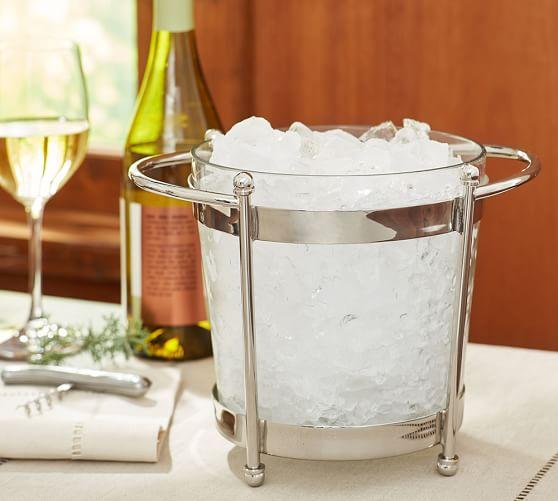ava ice bucket pottery barn. Black Bedroom Furniture Sets. Home Design Ideas
