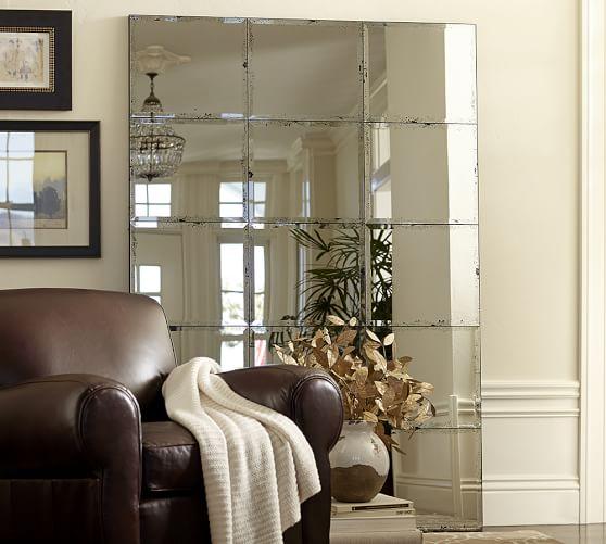 Corridor Floor Mirror