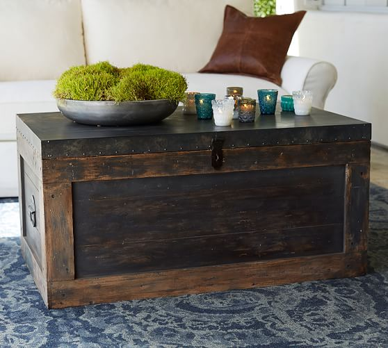 Conway Trunk Pottery Barn