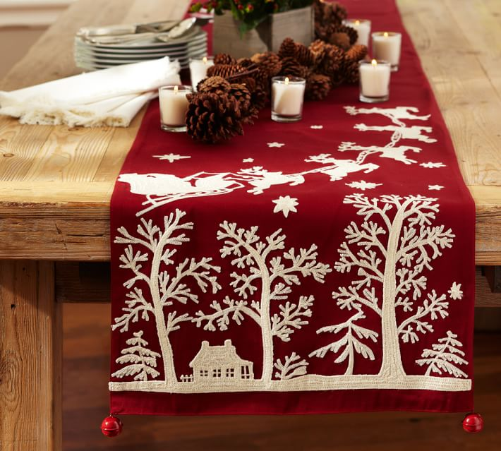 Christmas Table Runner Quicklook