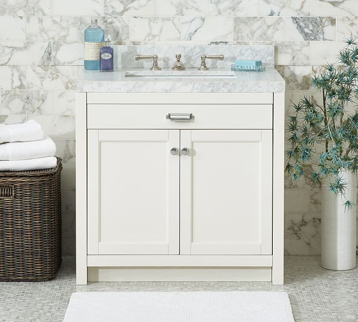 quicklook awesome pottery barn bathroom vanity decor