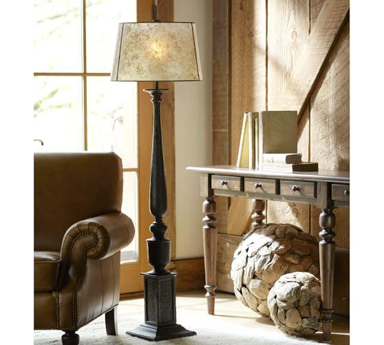 Ellis Floor Lamp Base Pottery Barn