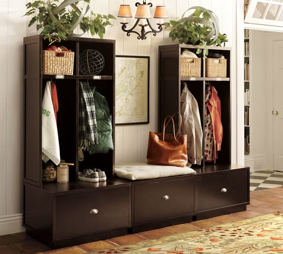 Build Your Own Brady Entryway Modular Components Pottery Barn