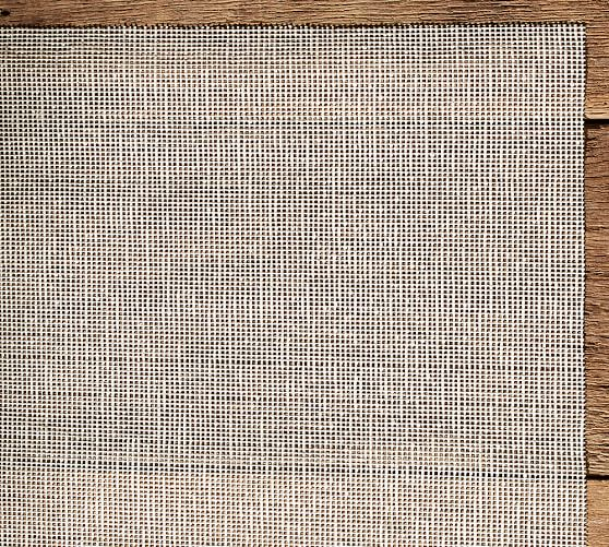 Outdoor Rug Pad Pottery Barn