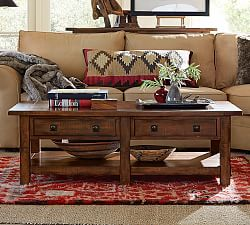 All Living Room Furniture Pottery Barn