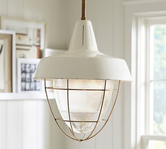 Kitchen Pendant Lighting Pottery Barn: Vintage Kitchen Pendant