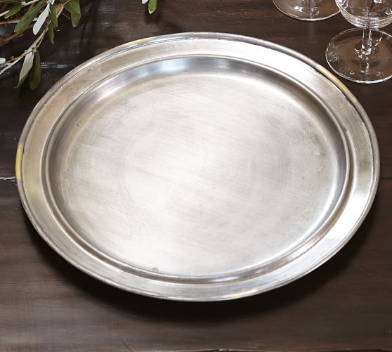 Cavo Charger Pottery Barn