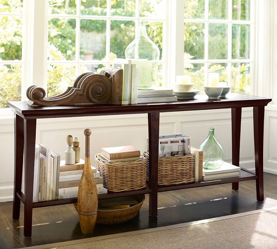 Barkley Console Table: Metropolitan Long Console Table
