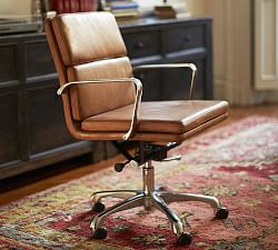 Desk Chairs Amp Home Office Chairs Pottery Barn